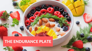 The Endurance Plate for Athletes
